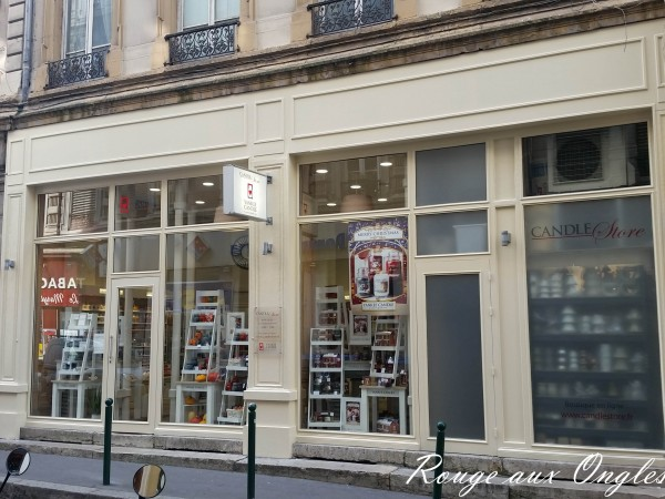 Candle Store - Rouge aux Ongles
