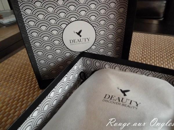 La Deauty Box Française #9 - Rouge aux Ongles