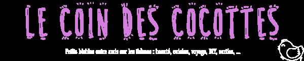 Logo Le Coin des Cocottes