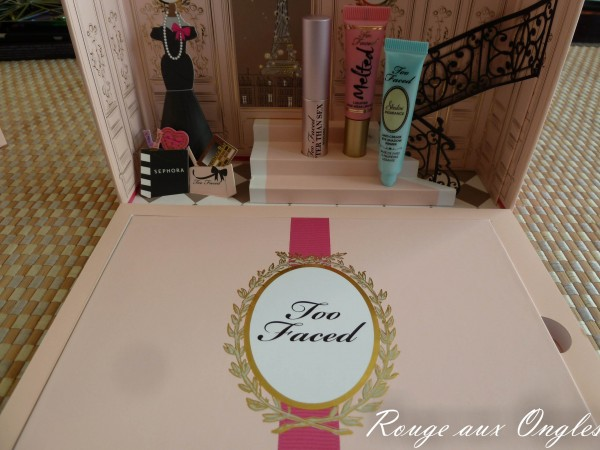 Too Faced Grand Hotel Cafe Palettes Holiday