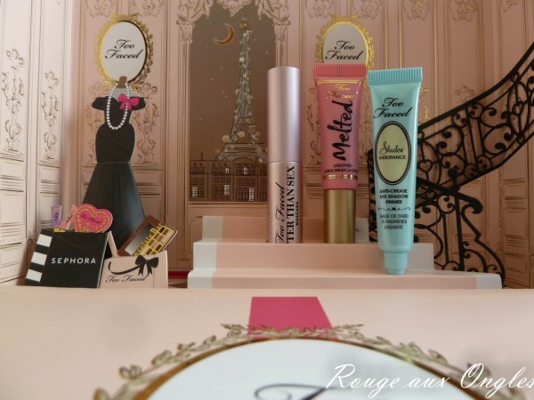Le Grand Palais de Too Faced - Rouge aux Ongles