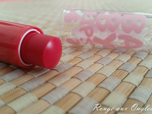 Le Baby Lips Winter Delight - Rouge aux Ongles