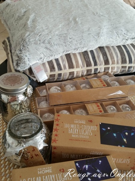 Haul chez Primark Home - Rouge aux Ongles