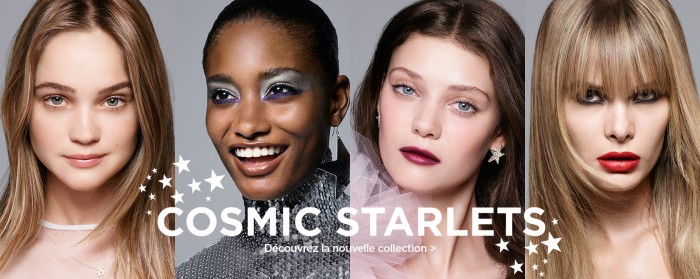 La Collection Cosmic Starlets de Kiko - Rouge aux Ongles
