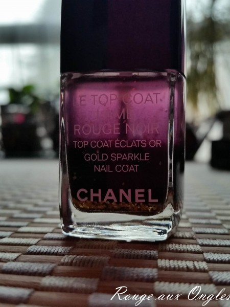 La Collection Rouge Noir de Chanel - Rouge aux Ongles