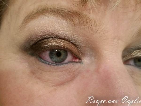 Inspiration avec la Palette i-Lust de Sleek - Rouge aux Ongles