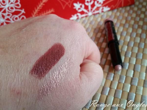 La GlossyBox de Décembre 2015 - Rouge aux Ongles