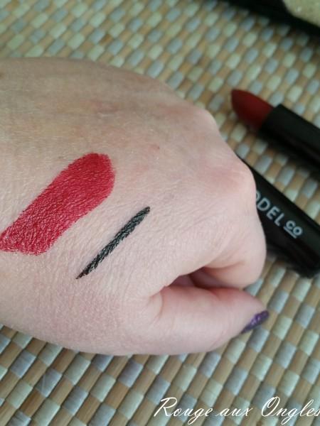 La BirchBox de Décembre 2015 - Rouge aux Ongles