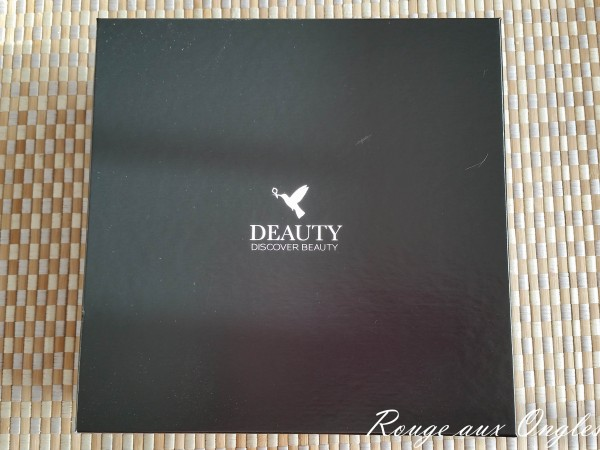 La Deauty Box France #10 - Rouge aux Ongles