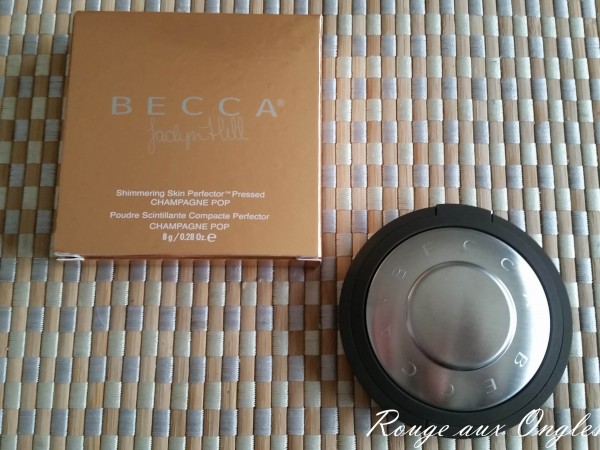 L'Highlighter Jaclyn Hill de Becca - Rouge aux Ongles