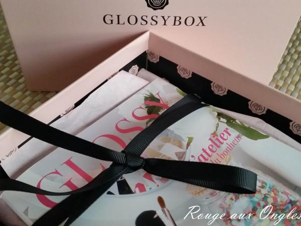 La GlossyBox de Janvier 2016 - Rouge aux Ongles