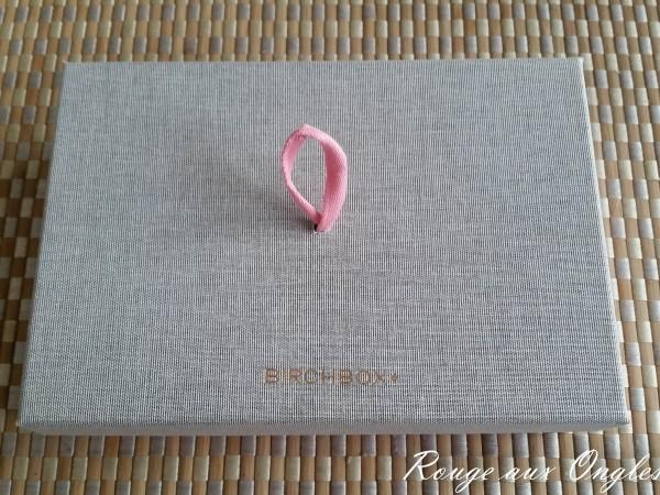 La BirchBox de Février 2016 - Rouge aux Ongles