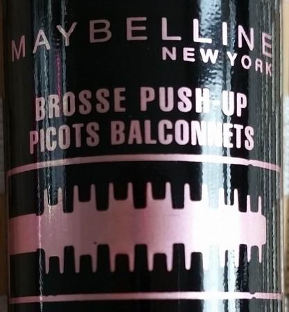 Le Mascara Push Up Drama de Maybelline - Rouge aux Ongles