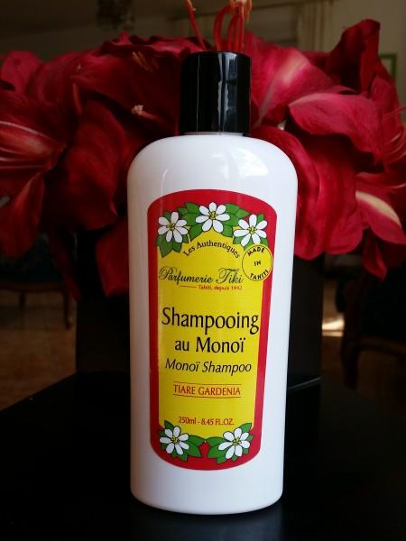 Le Shampooing au Monoï de Parfumerie Tiki - Rouge aux Ongles
