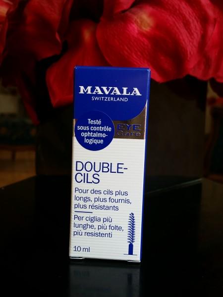 Le double-Cils de Mavala - Rouge aux Ongles