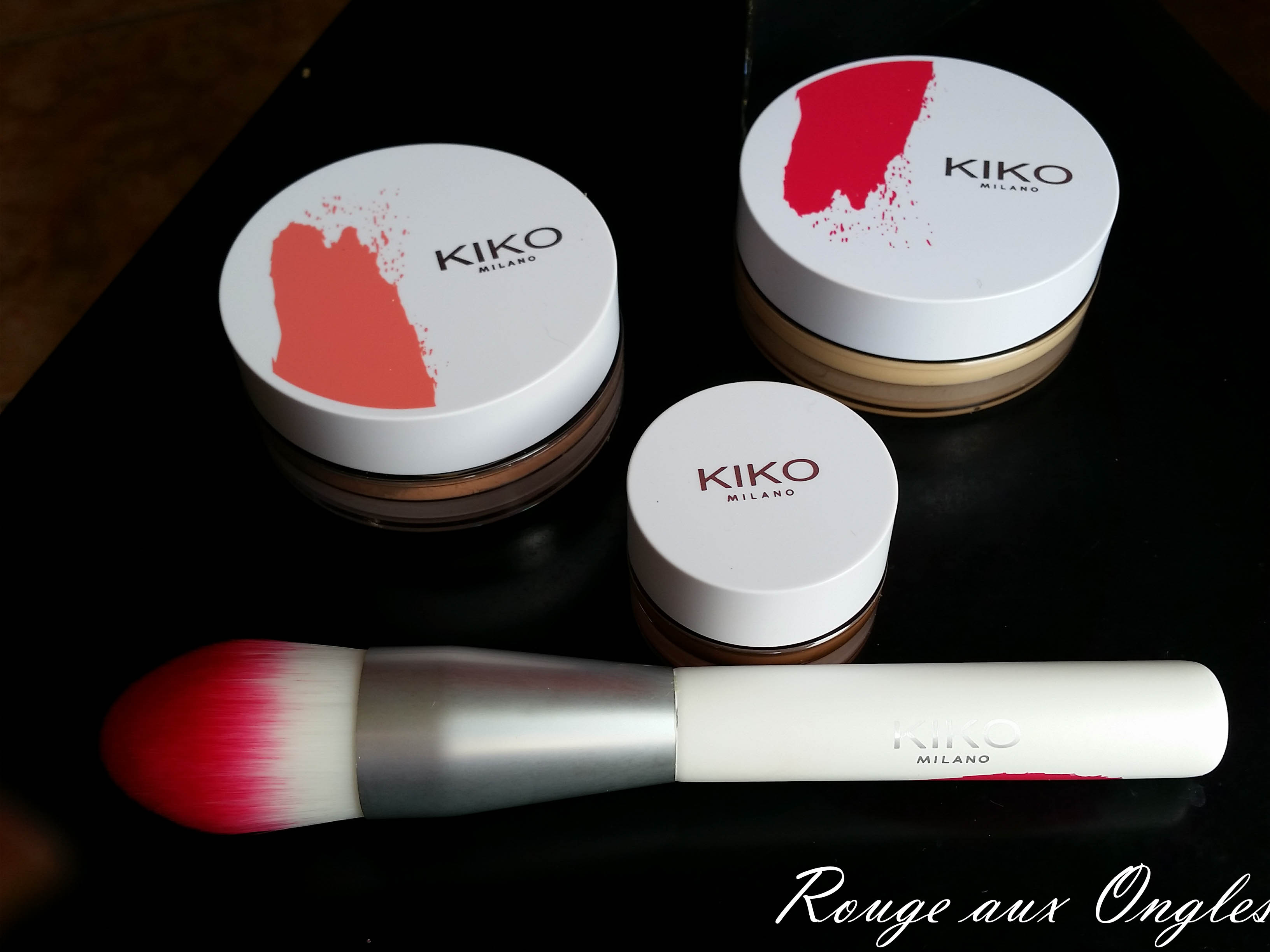 La Collection The Artist de Kiko - Rouge aux Ongles