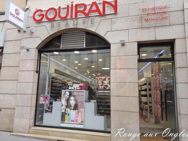 Gouiran Beauté - Rouge aux Ongles