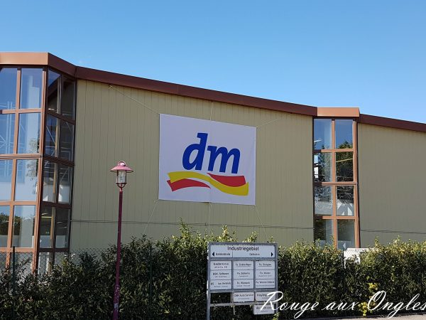 Haul chez DM - Rouge aux Ongles