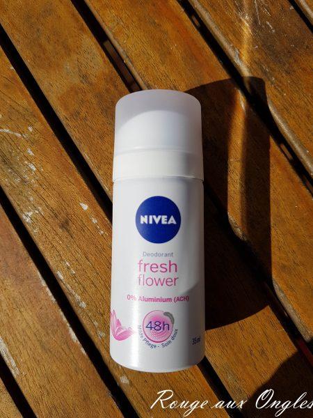 Déodorant Nivea - Rouge aux Ongles