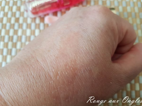Lip Treatment de Milani - Rouge aux Ongles