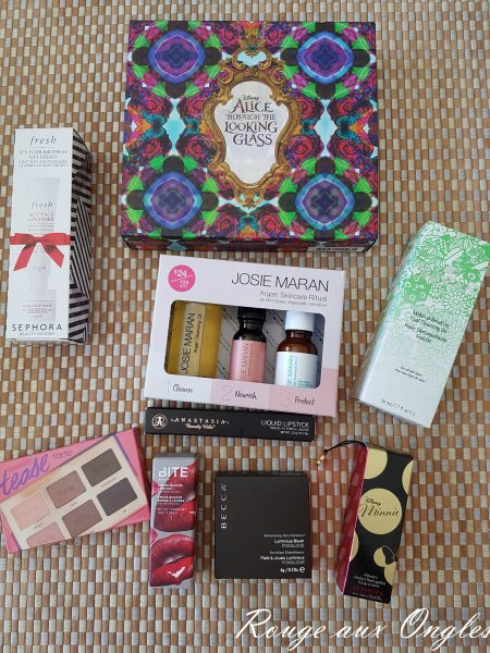 Haul New-York - Sephora - Rouge aux Ongles