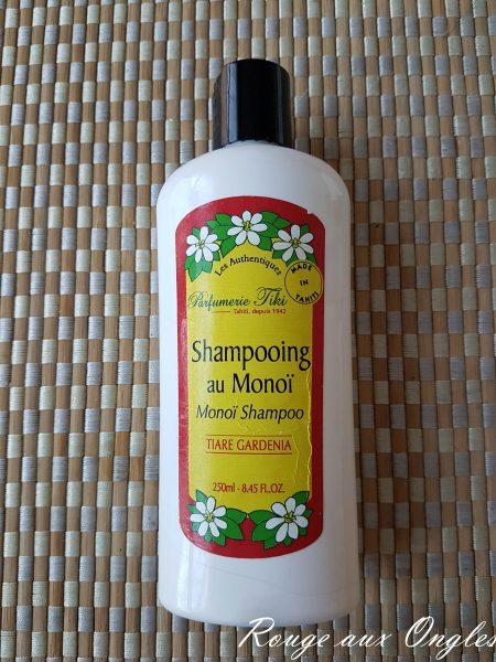 Le Shampooing au Monoï - Rouge aux Ongles