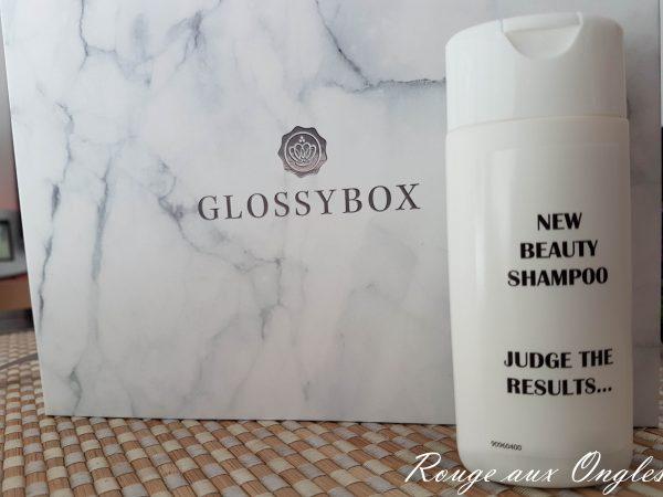 La GlossyBox de septembre 2016 - Rouge aux Ongles