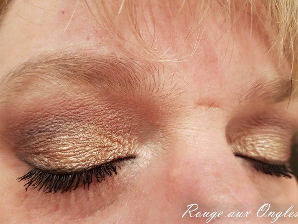 Inspiration avec la palette Modern Renaissance d'Anastasia - Rouge aux Ongles