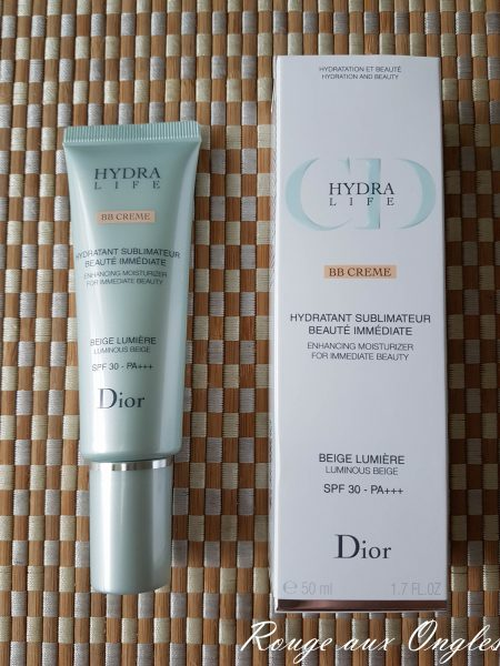 L'Hydra Life BB Crème de Dior - Rouge aux Ongles