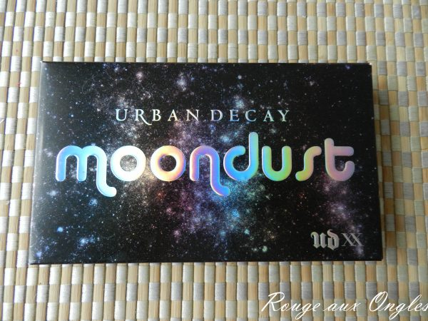 La palette Moondust d'Urban Decay - Rouge aux Ongles