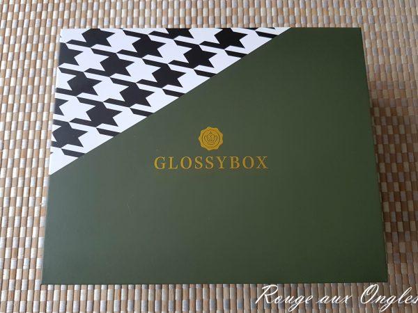 La GlossyBox de novembre 2016 - Rouge aux Ongles