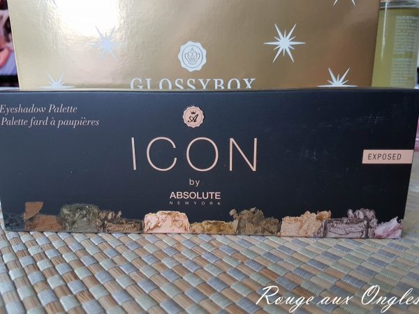L'Edition Limitée GlossyBox Stars - Rouge aux Ongles