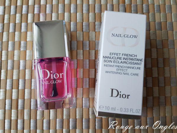 Le Nail Glow de Dior - Rouge aux Ongles