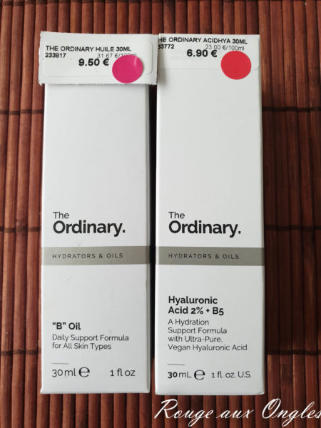 The Ordinary - Rouge aux Ongles