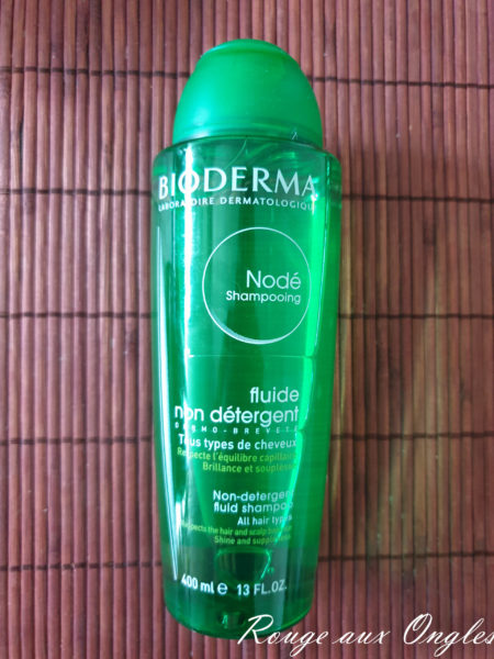 Nodé Shampooing de Bioderma - Rouge aux Ongles